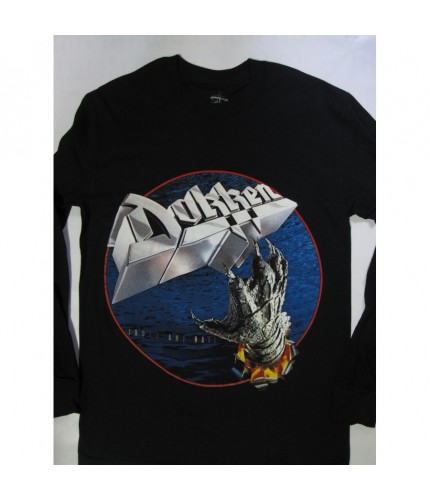 Dokken  – Tooth And Nail  Tour '84-'85  Long Sleeve