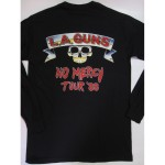 L.A. Guns -s/t No Mercy Tour '88  Long Sleeve