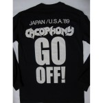 Cacophony - Go Off !  Long Sleeve
