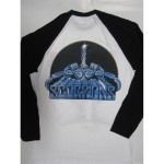 Scorpions - Love at First Sting Tour '84 Long Sleeve T-shirt