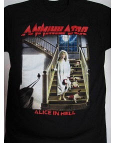 Annihilator – Alice In Hell T-shirt