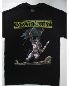 DEATHROW RAGING STEEL'87 GERMAN THRASH BAND EXUMER SODOM SDI NEW BLACK T-SHIRT