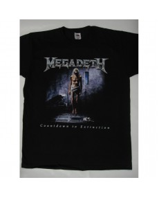 Megadeth  - Countdown to Extinction  T-shirt