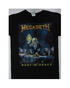 Megadeth -  Rust in Peace T-shirt