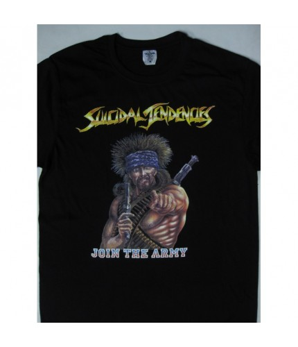 Suicidal Tendencies  – Join the Army  Tour  T-shirt