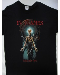 In Flames – Take This Life Tour 2006 T-shirt