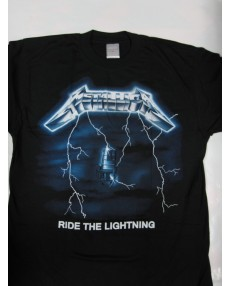 Metallica – Ride The Lightning T-shirt