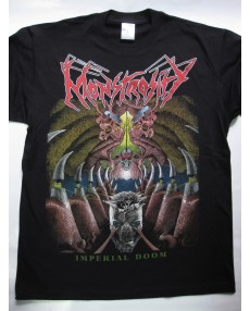 Monstrosity – Imperial Doom T-shirt