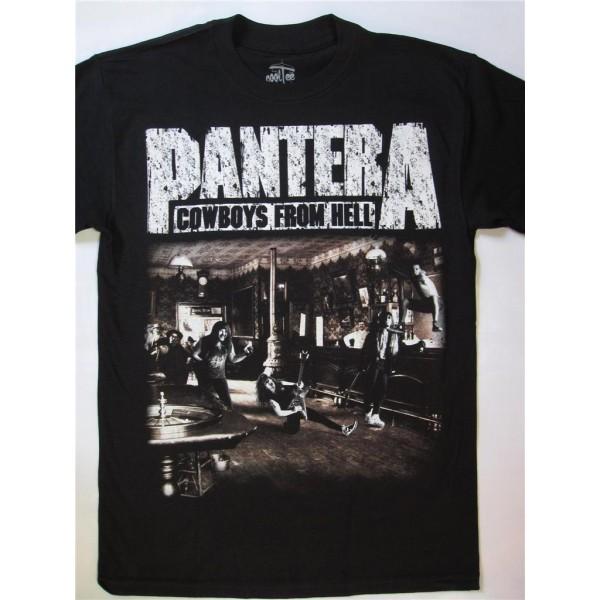 Pantera cowboys from hell shirt