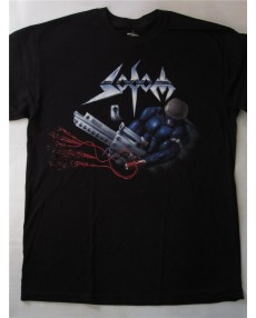 Sodom - Tapping The Vein -Tour '92  T-shirt
